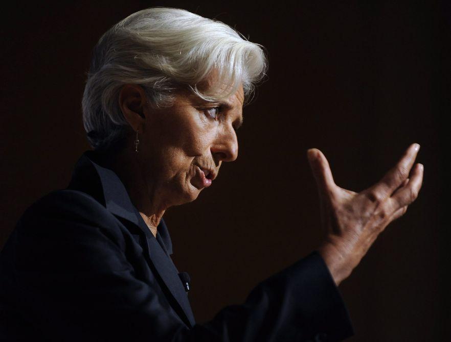 Lagarde o zachodnich gospodarkach: To błędne koło