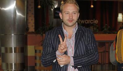 Borys Szyc - największy imprezowicz wśród polskich gwiazd