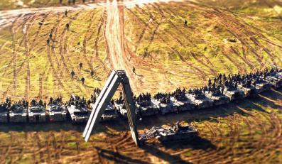 Największy polski poligon w Drawsku