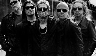 Lou Reed i Metallica