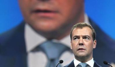 Miedwiediew: Rosja gotowa uczestniczyć w pomocy dla eurolandu