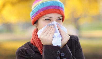Na jesienne przeziębienie najlepszy odpoczynek w cieple