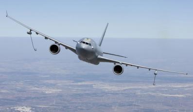 Jego atutem są duże możliwości transportowe, większe niż podobnych samolotów konkurentów