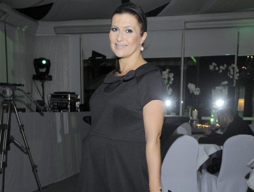 Ciążowe krągłości Kasi Skrzyneckiej powiększają się.