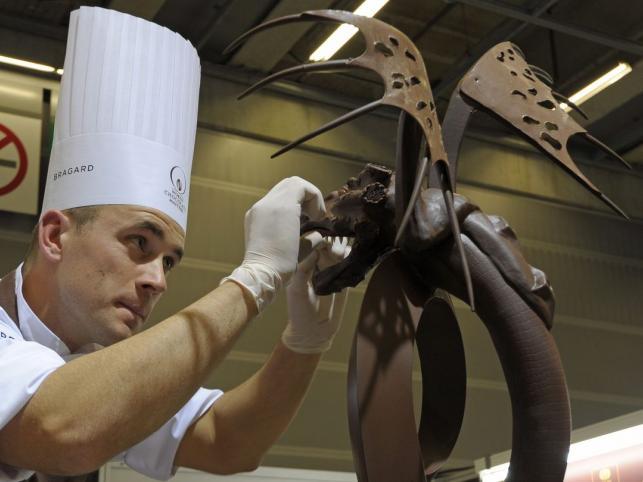 World Chocolate Master 2011