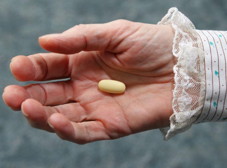 Iwabradyna pomaga na chorobę wieńcową