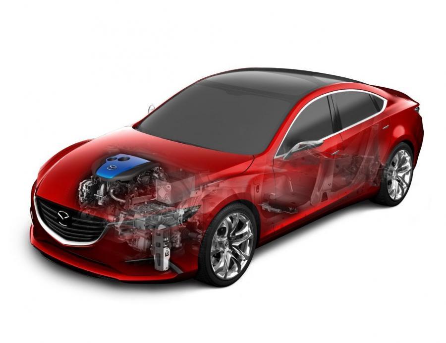 Mazda przełamuje konwencje. W jaki sposób?