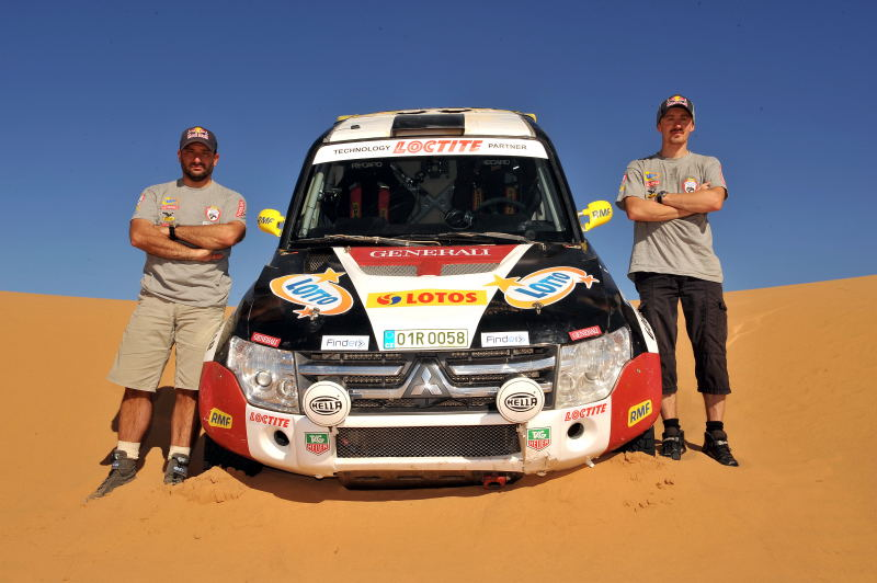 Rajd Dakar - 21 Polaków na listach startowych