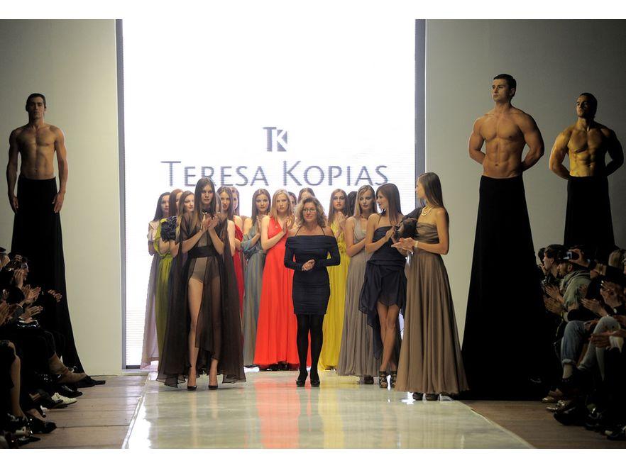 Pokaz kolekcji Teresy Kopias na Fashion Week Poland