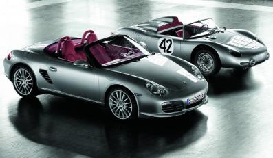 Porsche Boxster RS 60 Spyder Limited Edition kosztuje prawie 200 tys. zł