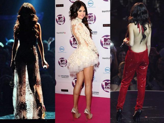 Gwiazda rozdania MTV ubierana przez Polkę! Zobacz kuszące kreacje Seleny Gomez!