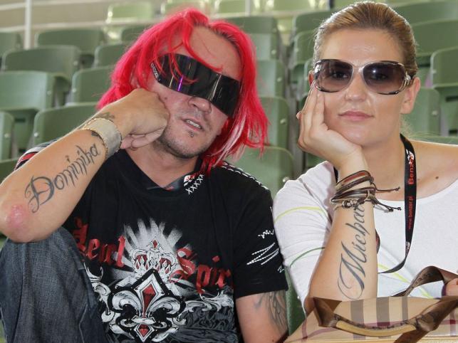 Michał Wiśniewski ogłosił na Facebooku termin ślubu z Dominiką Tajner-Idzik