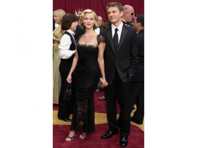 Reese Whitherspoon urodziła córkę i syna Ryanowi Phillippe'owi.
