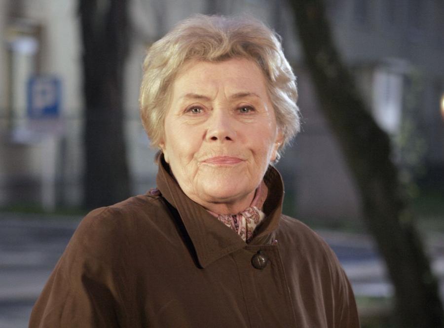 Teresa Lipowska jako Barbara Mostowiak w \