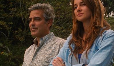 """George Clooney i """"Spadkobiercy"""" już na DVD"""