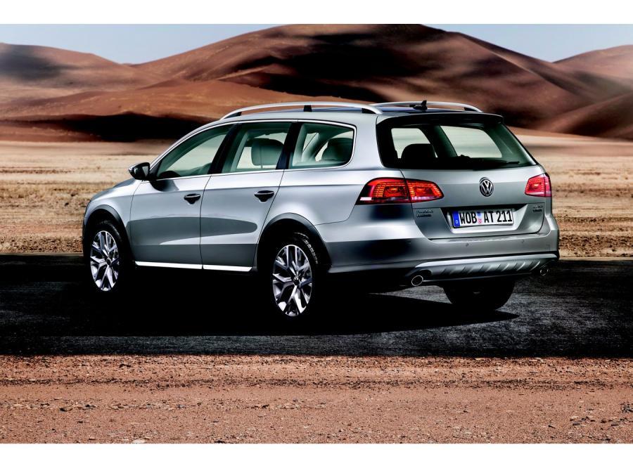 Tak wygląda nowy Volkswagen Passat Alltrack