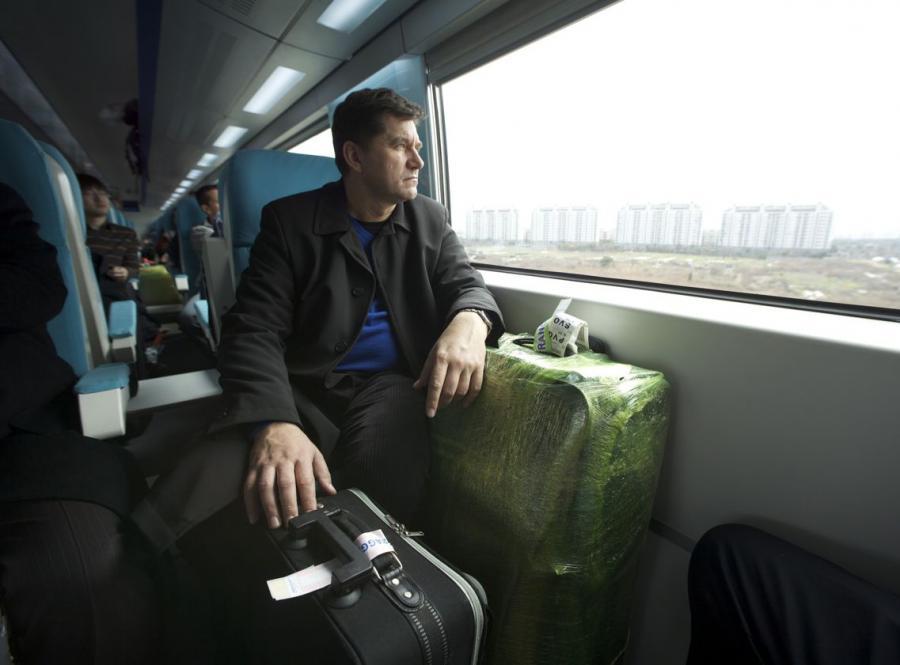 """""""Miliard szczęśliwych ludzi"""" –foto Grzegorz Hartfiel"""