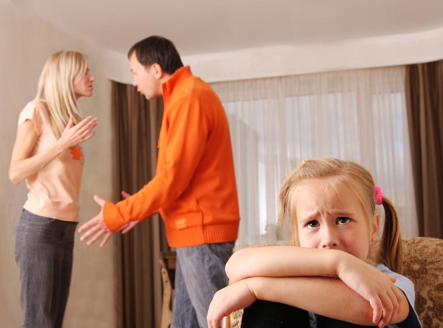 Kłótnia w rodzinie