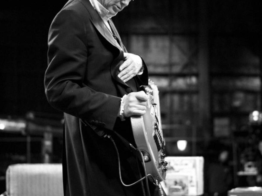 Jimmy Page w filmie dokumentalnym \