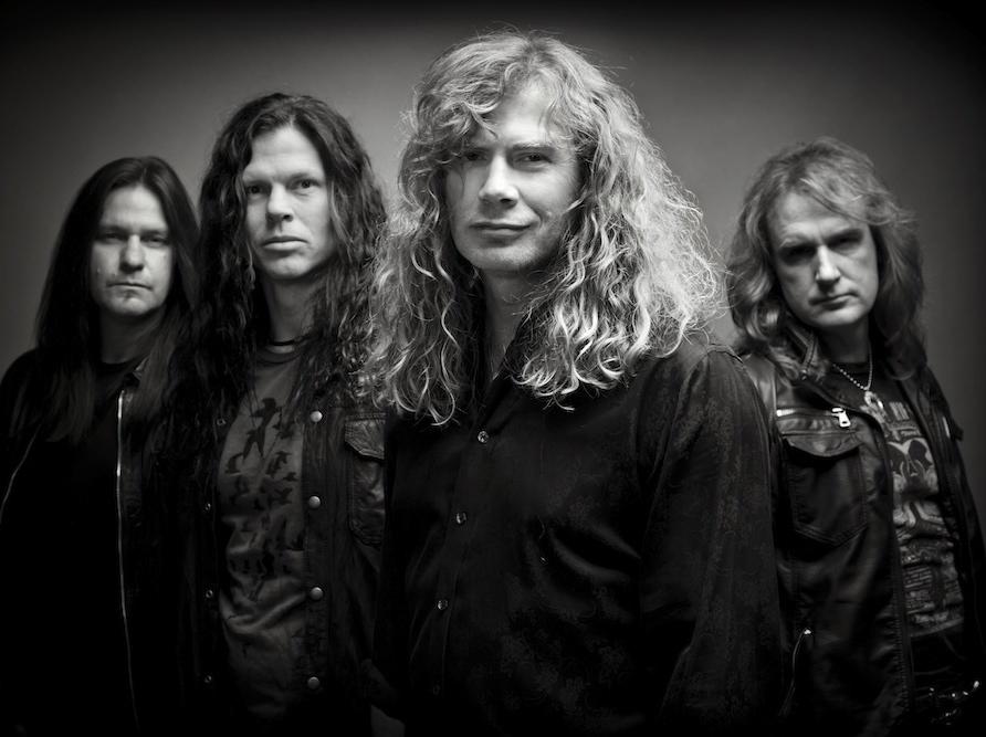 Megadeth gwiazdą Metalfestu