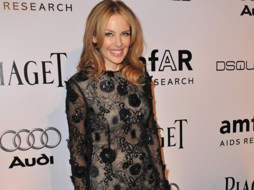 Kylie Minogue twierdzi, że nie lubi makijażu.