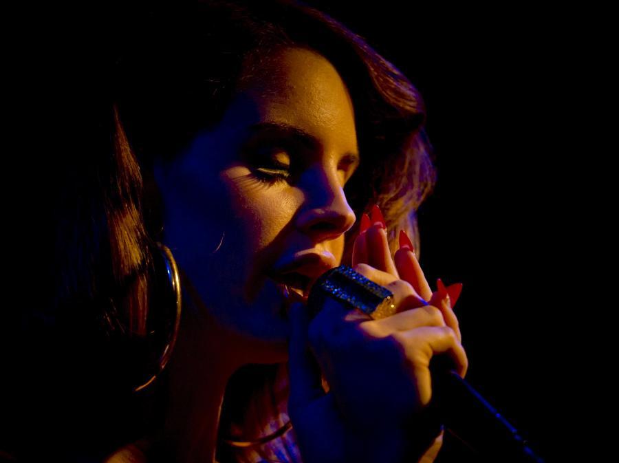 Lana Del Rey prezentuje \