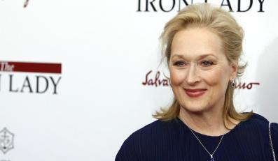 Meryl Streep otrzyma honorowego Złotego Niedźwiedzia za całokształt pracy