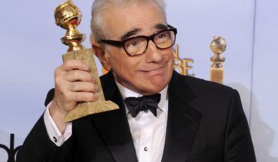 Martin Scorsese ze Złotym Globem