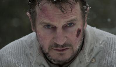 """Liam Neeson w filmie """"Przetrwanie"""""""