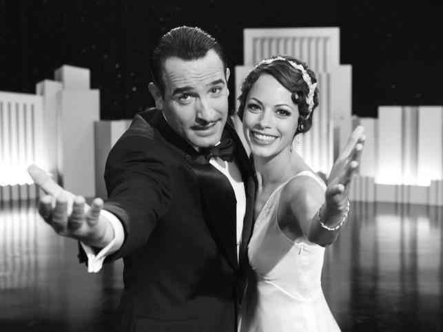 Jean Dujardin i Berenice Bejo