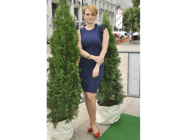 Daria Widawska w czerwcu 2011 roku