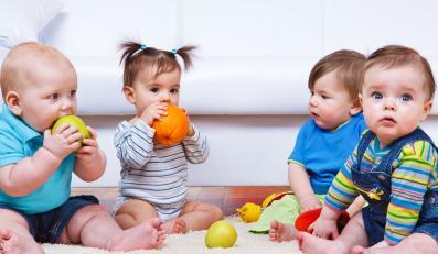Dzieci w żłobku - zdjęcie ilustracyjne