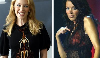 Siostry Minogue śpiewają razem