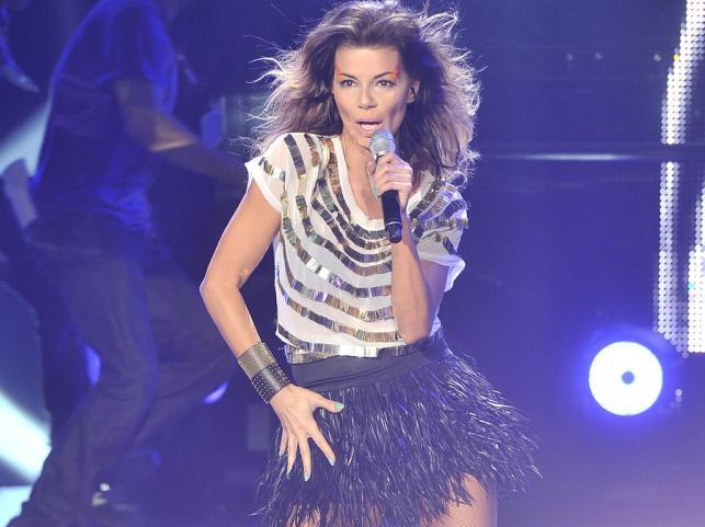 """Edyta wykonała dwa utwory – """"Consequences"""" i """"Teraz tu"""""""