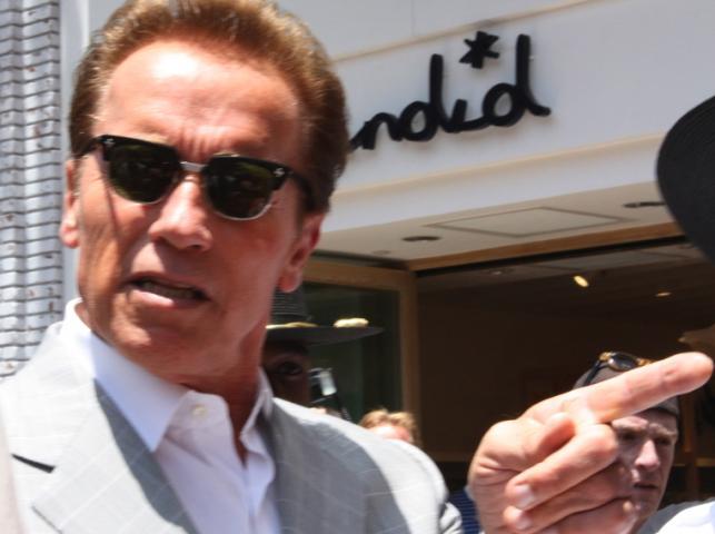 Arnold Schwarzenegger kończy 65 lat