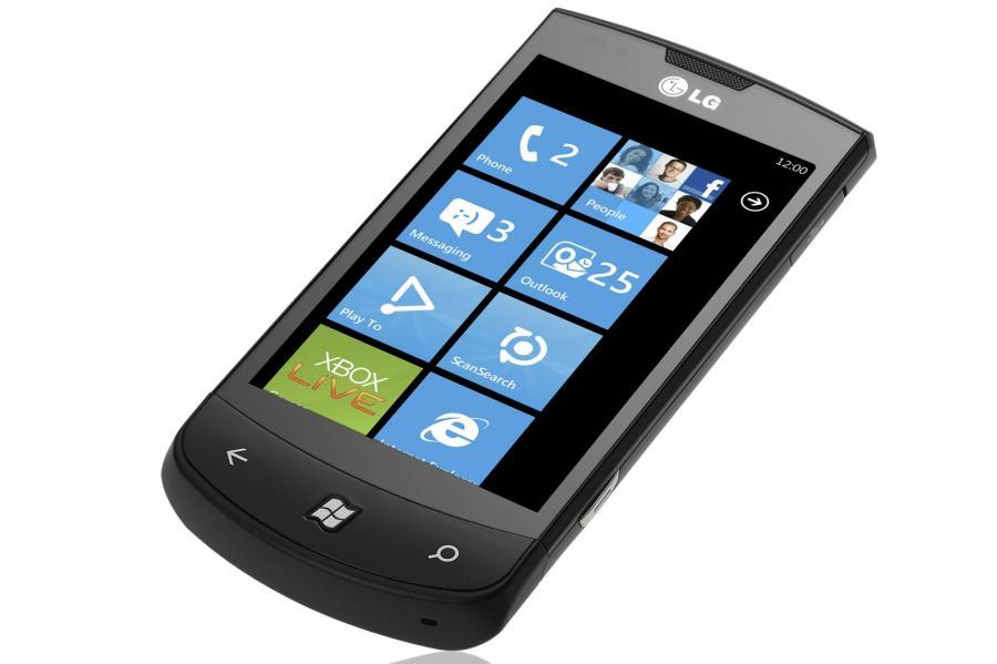 LG Swift 7, smartfon z Windows Phone