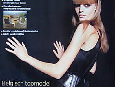 Na dziewiętym miejscu uplasowała się belgijska modelka Hanne Gaby Odiele