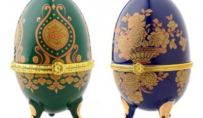 Jajka Faberge