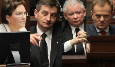 Kłótnia w Sejmie i wojna na spojrzenia