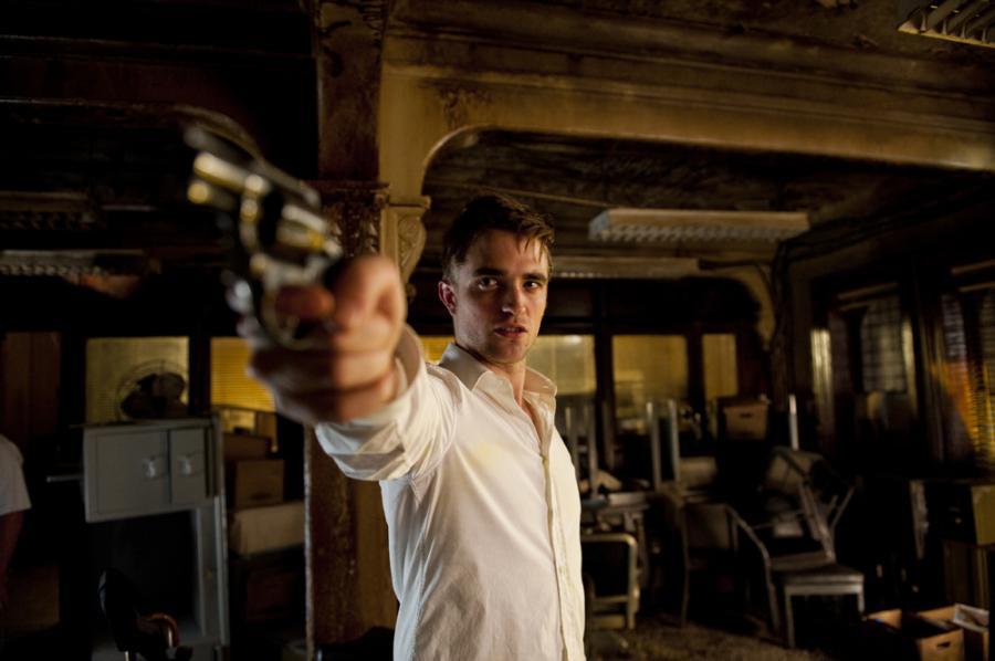 Robert Pattinson przystojny i niebezpieczny w \