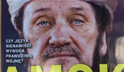 """Kontrowersyjna okładka """"Newsweeka"""""""