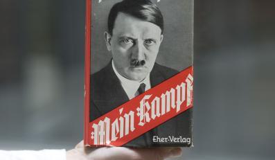 "Adolf Hitler ""Mein Kampf"""