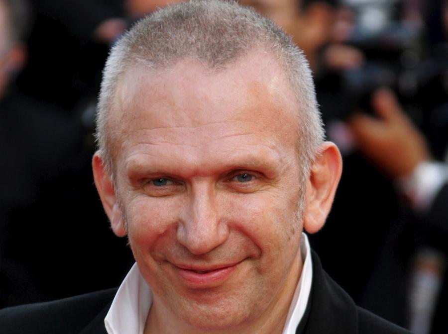 Jean-Paul Gaultier jurorem w Cannes