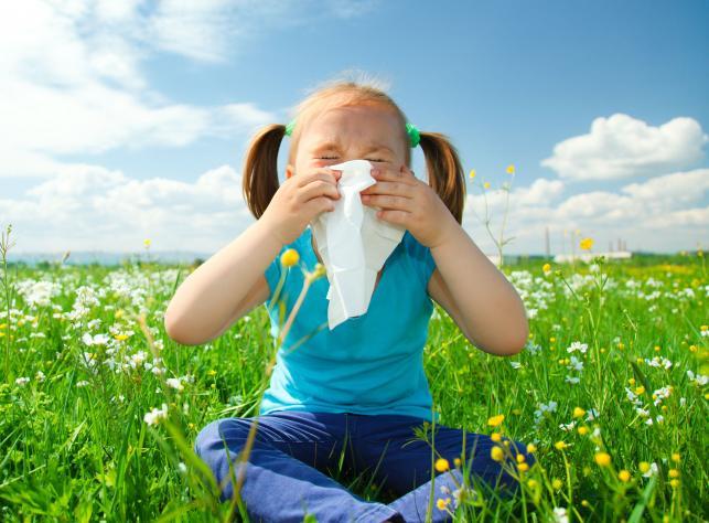 8. A może to alergia?