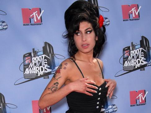 Pete Doherty był kochankiem Amy Winehouse