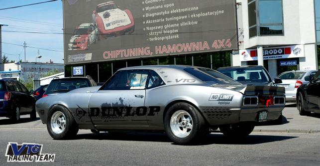 Dunlop No Limit VTG Racing Team - Chevrolet Camaro SS