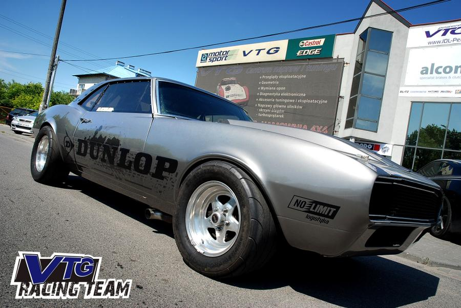 Dunlop No Limit VTG Racing Team - Chevrolet Camaro SS