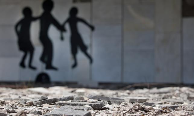 27 lat po tragedii miasto straszy pustkami. Nie ma tu żywego ducha!