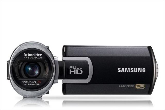 HMX-QF20, nowa kamera Samsunga