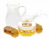 """Peeling gruboziarnisty """"Z Apteczki Babuni"""" z ekstraktem z miodu i proteinami mlecznymi"""